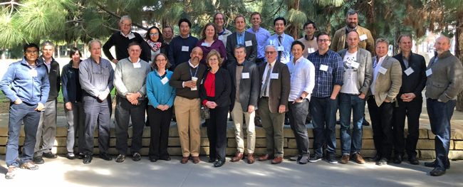 February 22, 2018 UCSF Pre-Meeting attendees.
